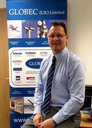 Ian Hopgood, Managing Director